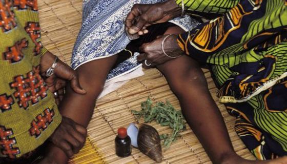 Ritual female circumcision